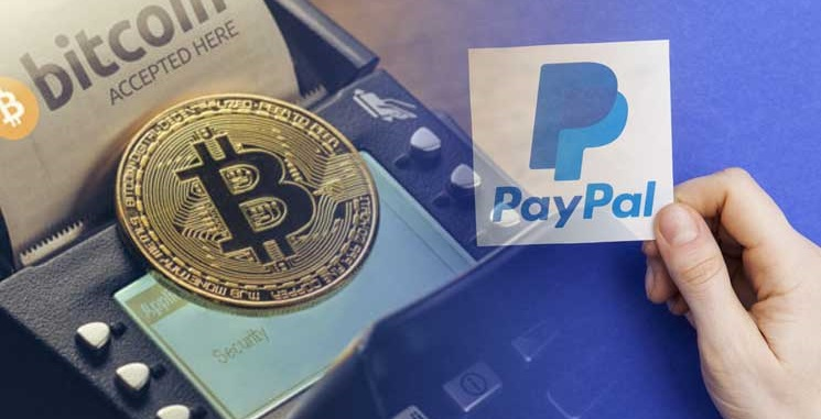 cryptocurrency paypal exchange